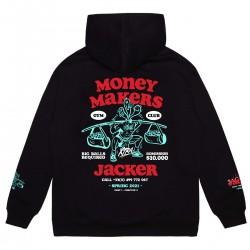 """JACKER hoodie """"Money..."""