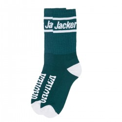 "JACKER ""After Logo"" socks"