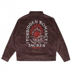 "JACKER Jacket ""Forbidden..."