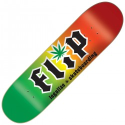 """FLIP """"HKD Legalize Rasta""""..."""
