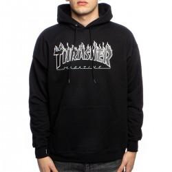 "THRASHER hoodie ""Flame Hood..."