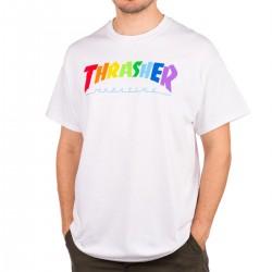"""THRASHER """"Rainbow Mag"""" SS..."""