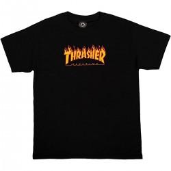 "THRASHER ""Flame"" tee-shirt..."