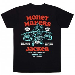 "JACKER T-shirt ""Money..."