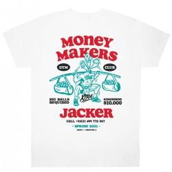 """JACKER T-shirt """"Money..."""