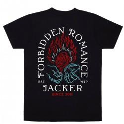"""JACKER tee-shirt """"Forbidden..."""
