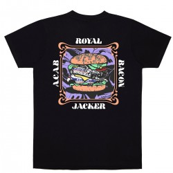 "JACKER ""Royal Bacon"" noir -..."