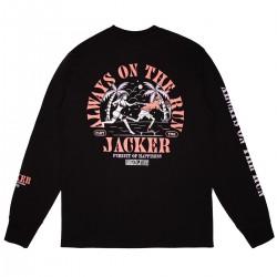 JACKER long sleeves T-shirt...