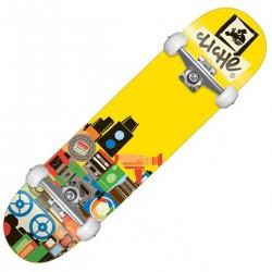 "CLICHÉ skateboard ""Document..."