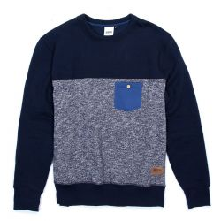 WRUNG Posh sweat-shirt col...