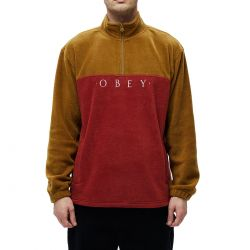 "OBEY ""Channel Mock Neck..."