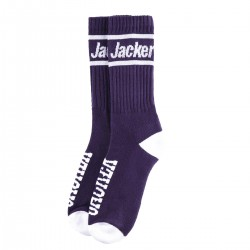 "JACKER ""After Logo"" socks"