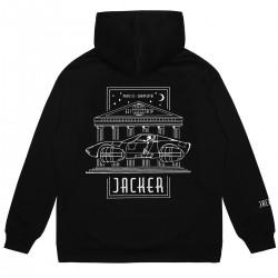 "JACKER ""Drivers Club"" Black..."